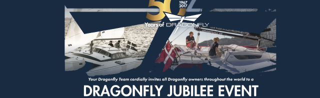 Dragonfly Jubilee event 25-27 Aug 2017 !