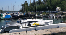 Dragonfly 28 Performance 2019 for sale 202 000  Euros + VAT (new price 238000 Euro excl VAT)