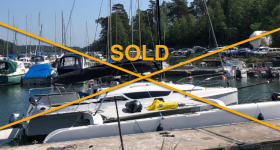 Dragonfly 28 Performance 2019 – Sold