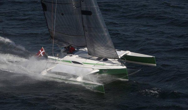 Dragon Fly Sverige Trimaran