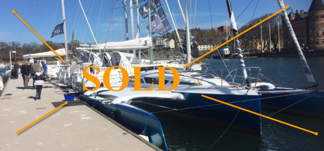 Dragonfly Performance 2017 SOLD to new happy owner !